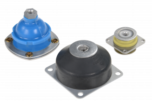 Anti vibration mountings, Shock mountings